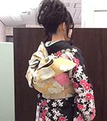 帯着付/アレンジ