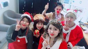 2017年クリスマス衣装営業3
